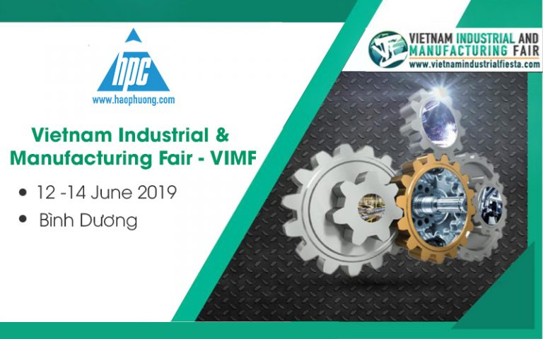 Hao Phuong Participates in 2019 VIMF Exhibition