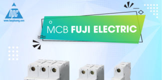 Brief introduction of Fuji Electric MCB