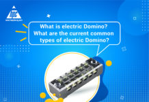 What is electric Domino? What are the current common types of electric Domino?