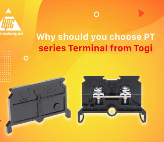 Why should you choose PT series Terminal from Togi?