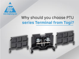 Why should you choose PTU series Terminal from Togi?