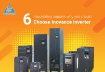 6 fascinating reasons why you should choose Inovance inverter