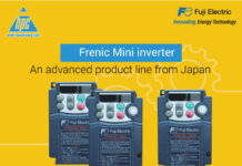Frenic Mini inverter – An advanced product line from Japan