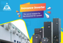 Inovance Inverter - The secret weapon for the industrial fan system