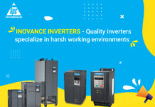 Inovance inverters - Quality inverters specialize in harsh working environments