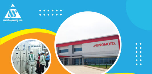 Ajinomoto Cambodia - A key project in the country of pagodas made by Hao Phuong