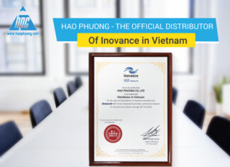Hao Phuong - The official distributor of Inovance in Vietnam
