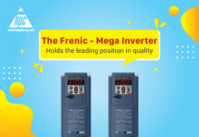 Frenic Mega Inverter - The inverter series challenges every competitor in terms of quality