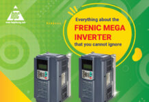"""The most detailed information about inverter Frenic Mega - """"A breakthrough"""" in quality improvement"""