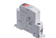 CP30F Series Circuit Protectors - Notification regarding Partial Change in Shape of the Screw Mount of the Main Body