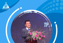 """CEO Nguyen Tat Duong shared the story of Hao Phuong during the """"15th anniversary of the establishment"""""""