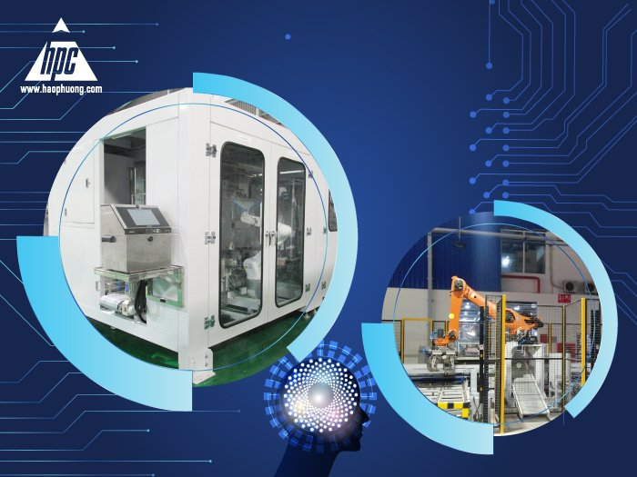 Industrial robot – A vaccine that contributes to herd immunity