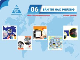 Summary of news in June of Hao Phuong