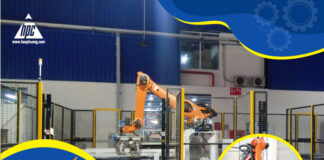 Take advantage of the 24/7 durable performance of the Palletizing Robot in the packaging of finished products