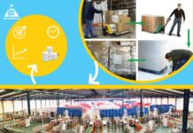 The role of product stacking in animal feed factory