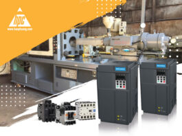 A solution to save 26-40% energy for plastic pressing machines that you should consider