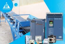 """Revealing the most """"standard"""" control devices in the conveyor system"""